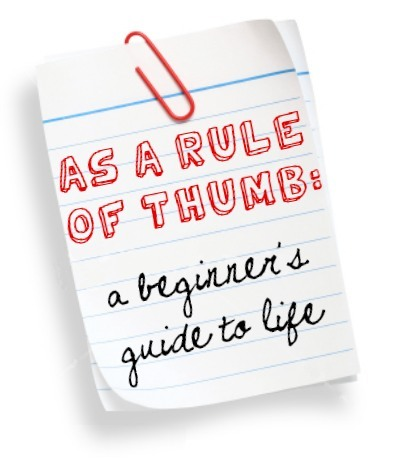 Dating rule of thumb